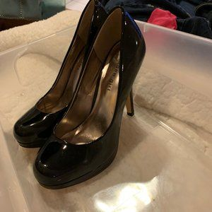 Madden Girl Patent Leather Pumps
